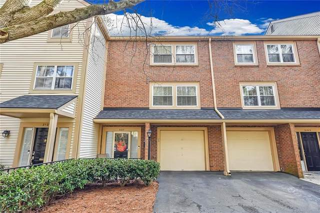 2107 Cobble Lane, Atlanta, GA 30338 (MLS #6824950) :: Oliver & Associates Realty