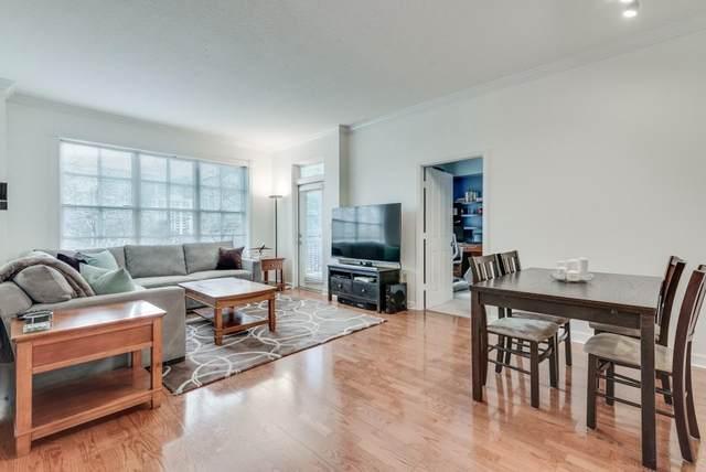 1101 Juniper Street NE #215, Atlanta, GA 30309 (MLS #6824956) :: AlpharettaZen Expert Home Advisors