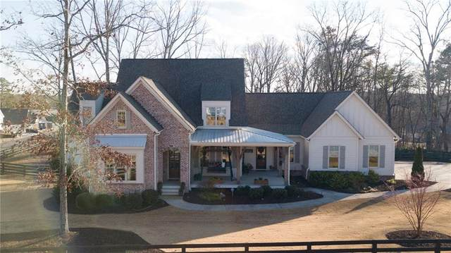 287 Red Gate Drive, Canton, GA 30115 (MLS #6824987) :: The Realty Queen & Team