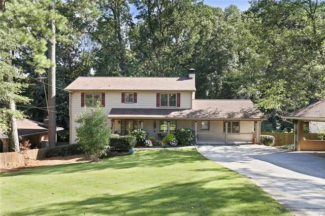 3841 Chamblee Dunwoody Road, Chamblee, GA 30341 (MLS #6825021) :: Thomas Ramon Realty