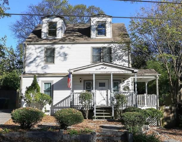 815 Verner Street NW, Atlanta, GA 30318 (MLS #6825034) :: North Atlanta Home Team