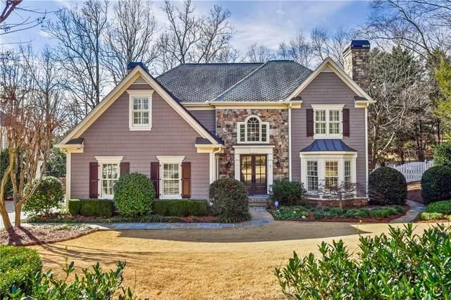 5810 Long Grove Drive, Sandy Springs, GA 30328 (MLS #6825054) :: North Atlanta Home Team
