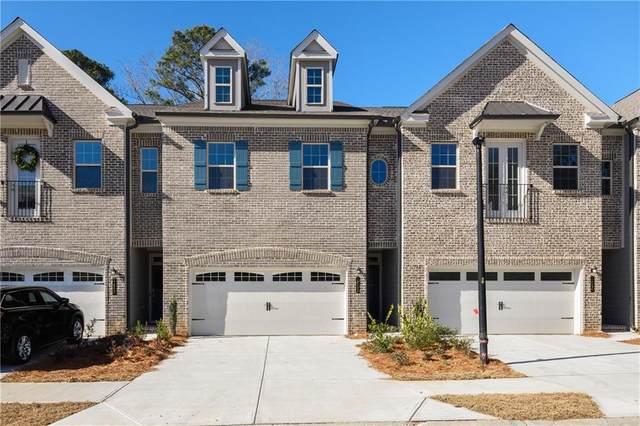 1462 Edgebrook Court NE, Atlanta, GA 30329 (MLS #6825094) :: North Atlanta Home Team