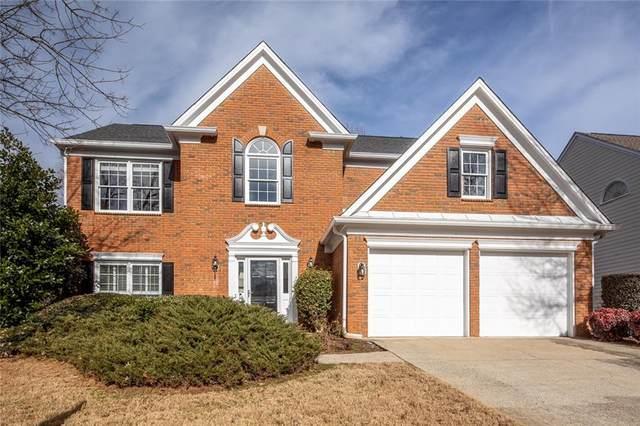 5404 Oxford Chase Way, Dunwoody, GA 30338 (MLS #6825177) :: North Atlanta Home Team