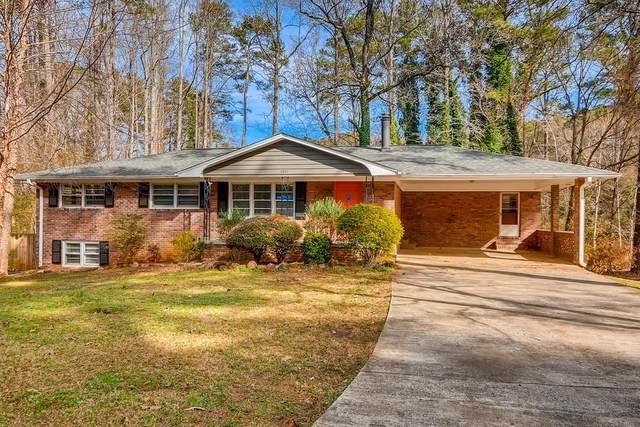 2650 Cottonwood Drive, Marietta, GA 30066 (MLS #6825180) :: North Atlanta Home Team