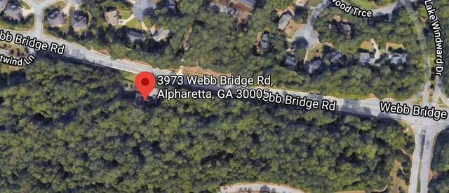 3973 Webb Bridge Road, Alpharetta, GA 30005 (MLS #6825196) :: North Atlanta Home Team