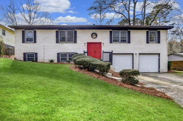 2377 Tiffany Place, Decatur, GA 30035 (MLS #6825262) :: The Zac Team @ RE/MAX Metro Atlanta