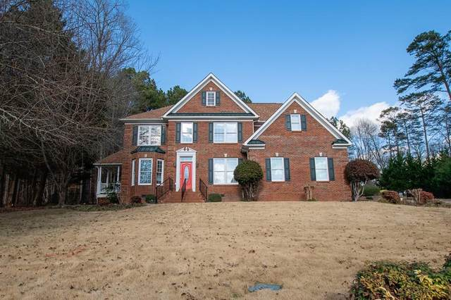 127 White Oak Way NE, Calhoun, GA 30701 (MLS #6825268) :: North Atlanta Home Team