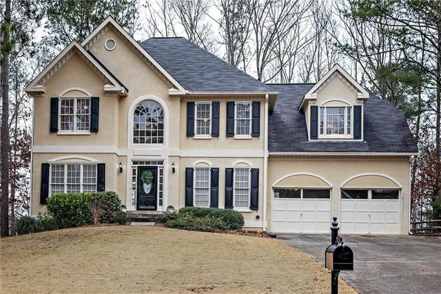 519 Fairway Drive, Woodstock, GA 30189 (MLS #6825274) :: City Lights Team | Compass
