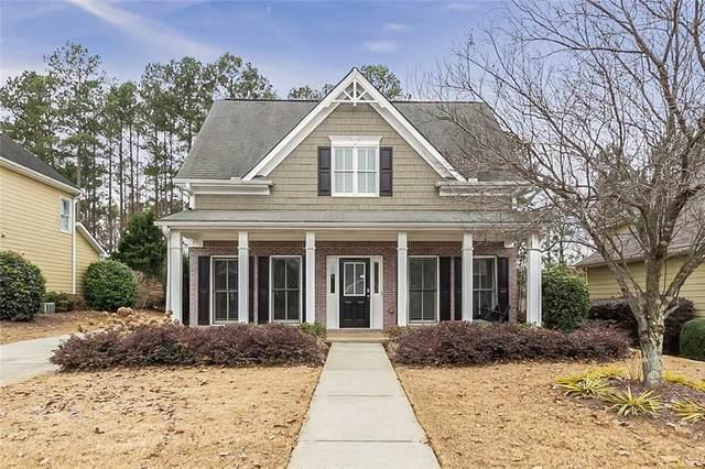 27 Treadstone Lane, Dallas, GA 30132 (MLS #6825306) :: North Atlanta Home Team