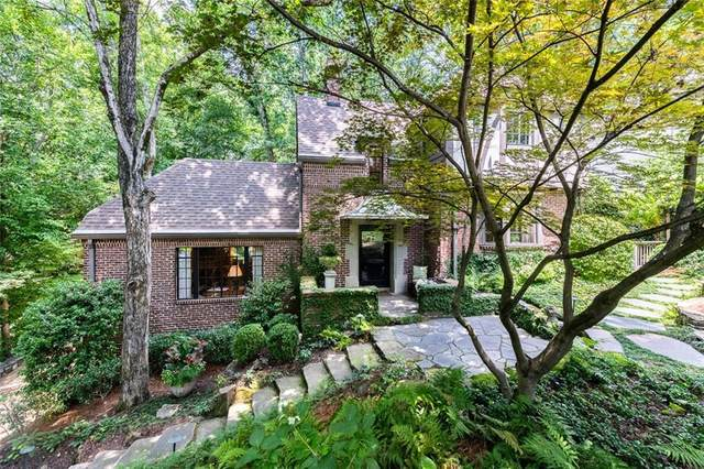 382 Brentwood Drive NE, Atlanta, GA 30305 (MLS #6825310) :: The Cowan Connection Team