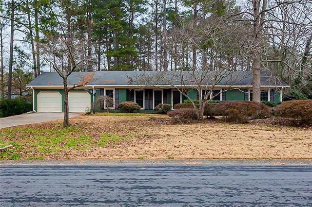 1565 Longwood Drive SW, Marietta, GA 30008 (MLS #6825316) :: North Atlanta Home Team
