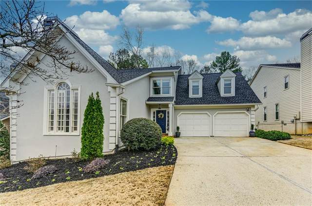 1165 Chalfont Walk NE, Brookhaven, GA 30319 (MLS #6825326) :: The Zac Team @ RE/MAX Metro Atlanta