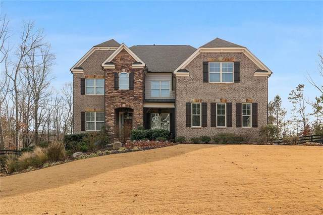 5510 Summit Oak Drive, Milton, GA 30004 (MLS #6825327) :: North Atlanta Home Team