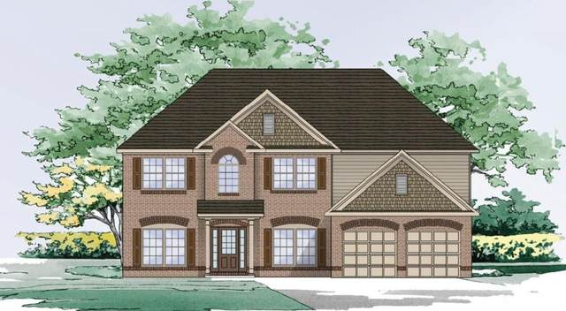 205 Expedition Drive, Ellenwood, GA 30294 (MLS #6825344) :: North Atlanta Home Team