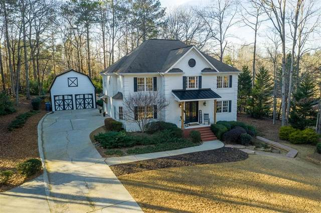 14300 Thompson Road, Alpharetta, GA 30004 (MLS #6825348) :: North Atlanta Home Team