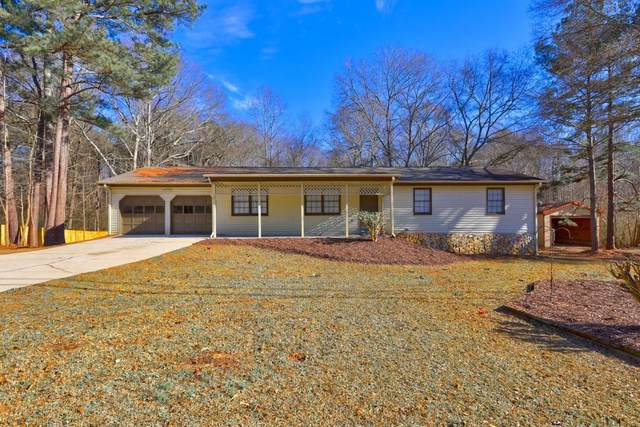 4060 Troupe Smith Road SE, Conyers, GA 30094 (MLS #6825362) :: North Atlanta Home Team