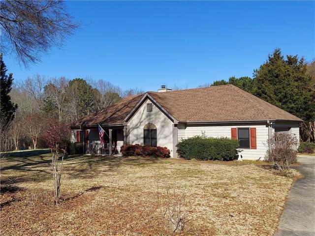 95 Oak View Drive, Covington, GA 30016 (MLS #6825458) :: North Atlanta Home Team
