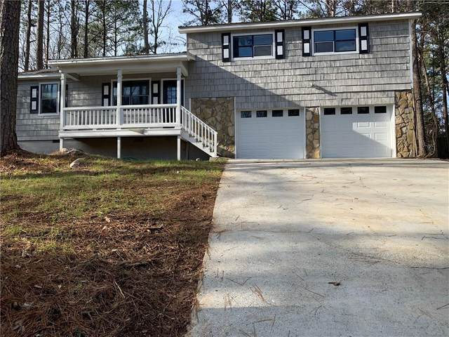 4130 Woodcrest Lane, Powder Springs, GA 30127 (MLS #6825469) :: North Atlanta Home Team