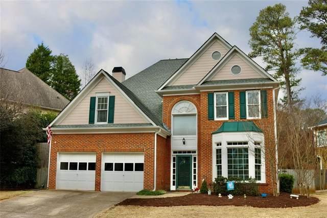 4207 Lazy Creek Drive, Marietta, GA 30066 (MLS #6825478) :: North Atlanta Home Team