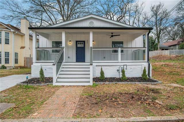 997 Dunning Street SE, Atlanta, GA 30315 (MLS #6825486) :: The North Georgia Group