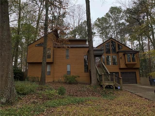 4910 Tremont Drive NE, Marietta, GA 30066 (MLS #6825554) :: North Atlanta Home Team