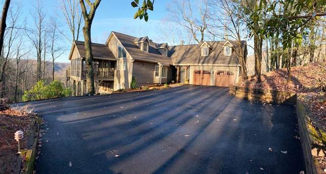 1227 Petit Ridge Drive, Jasper, GA 30143 (MLS #6825601) :: The Justin Landis Group