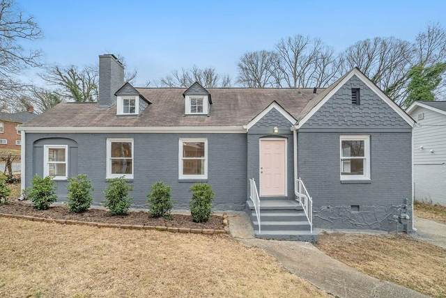 1216 Beecher Street SW, Atlanta, GA 30310 (MLS #6825615) :: The Justin Landis Group