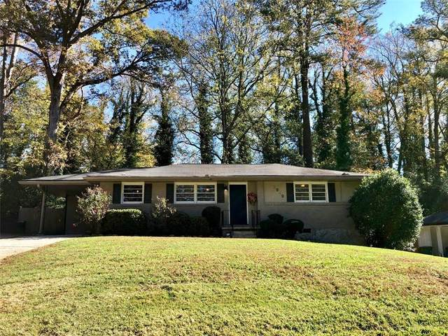 2949 Mount Olive Drive, Decatur, GA 30033 (MLS #6825622) :: The Zac Team @ RE/MAX Metro Atlanta