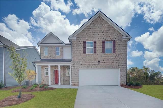 3695 Broadwick Ln, Stonecrest, GA 30038 (MLS #6825635) :: Path & Post Real Estate