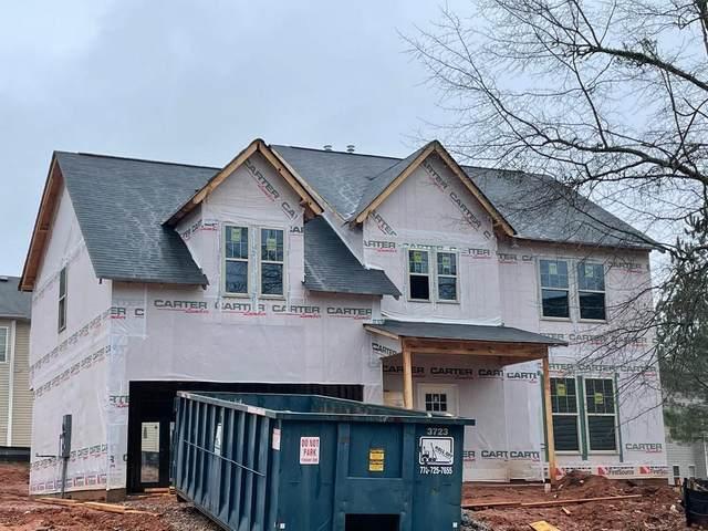 25 Pondview Court, Covington, GA 30016 (MLS #6825649) :: Charlie Ballard Real Estate