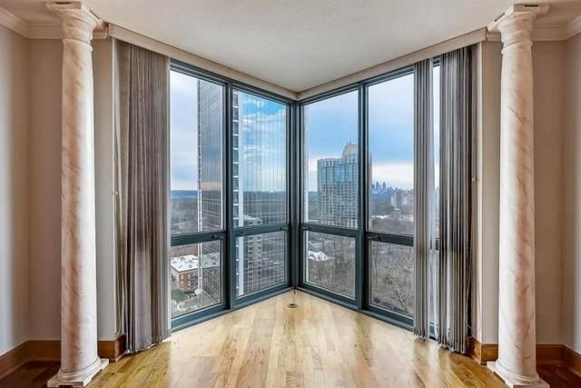 2870 S Pharr Court NW #2006, Atlanta, GA 30305 (MLS #6825657) :: Path & Post Real Estate