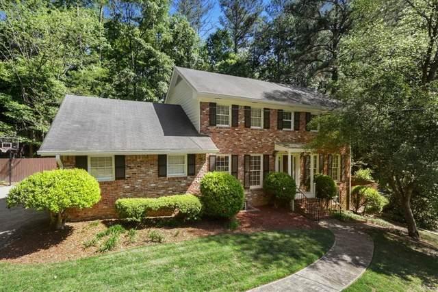 1484 Devonshire Court, Dunwoody, GA 30338 (MLS #6825723) :: North Atlanta Home Team