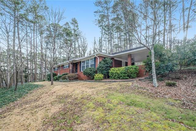 1635 Princess Circle NE, Atlanta, GA 30345 (MLS #6825759) :: Oliver & Associates Realty