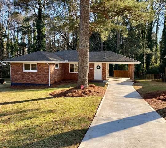 3401 Elgin Drive, Decatur, GA 30032 (MLS #6825788) :: AlpharettaZen Expert Home Advisors
