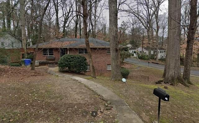 2096 Evergreen Lane, Atlanta, GA 30318 (MLS #6825796) :: AlpharettaZen Expert Home Advisors