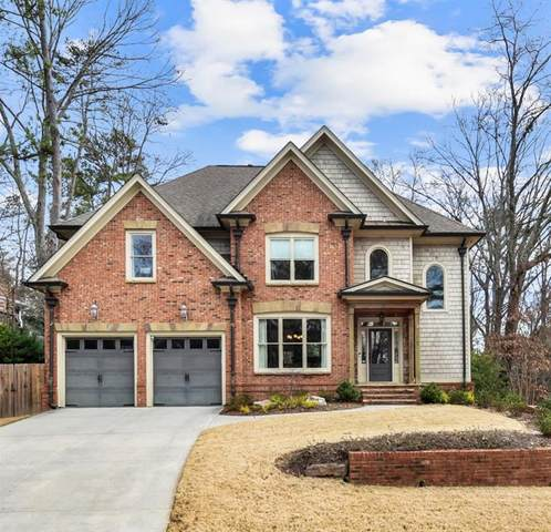 2686 Cove Circle NE, Brookhaven, GA 30319 (MLS #6825827) :: North Atlanta Home Team
