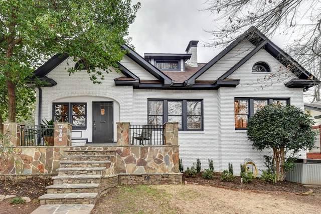 1448 N Highland Avenue NE, Atlanta, GA 30306 (MLS #6825843) :: The Justin Landis Group