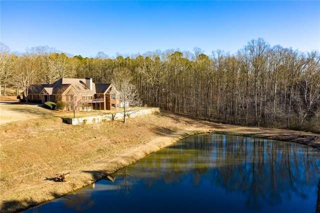 398 N Stringer Road, Canton, GA 30115 (MLS #6825873) :: Path & Post Real Estate
