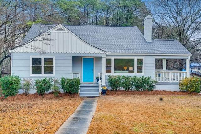 2110 Meador Avenue SE, Atlanta, GA 30315 (MLS #6825878) :: Path & Post Real Estate
