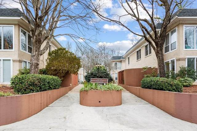 1118 Rosedale Drive NE A1, Atlanta, GA 30306 (MLS #6825880) :: Path & Post Real Estate