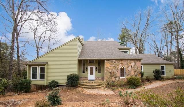 100 Fairway Ridge Drive, Alpharetta, GA 30022 (MLS #6825891) :: North Atlanta Home Team