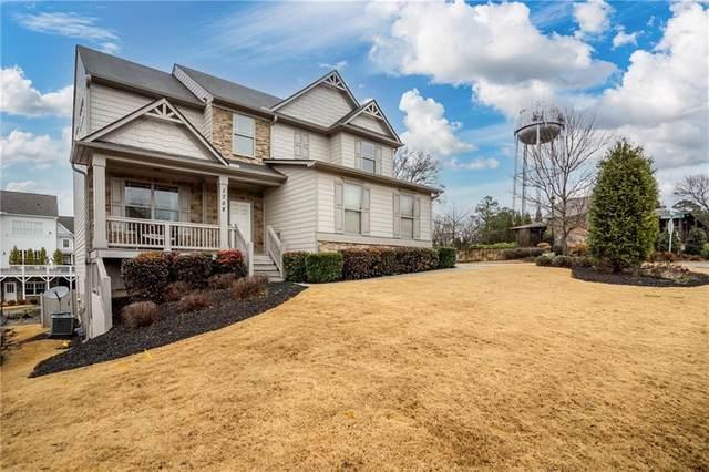 1708 Grand Oaks Drive, Woodstock, GA 30188 (MLS #6825895) :: The Justin Landis Group