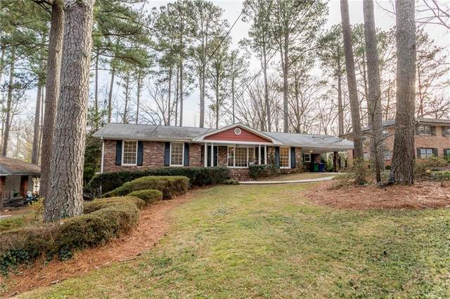1545 Diamond Head Circle, Decatur, GA 30033 (MLS #6825940) :: The Zac Team @ RE/MAX Metro Atlanta
