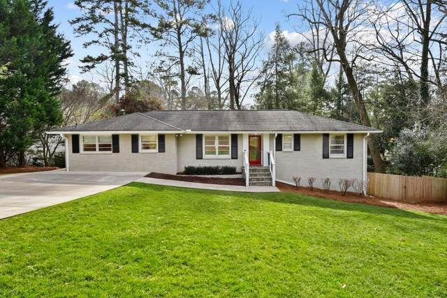 1376 Nalley Circle, Decatur, GA 30033 (MLS #6825943) :: North Atlanta Home Team