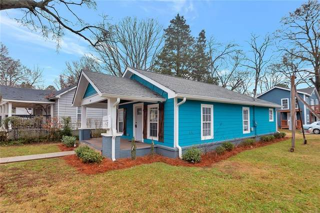 2874 Semmes Street, East Point, GA 30344 (MLS #6825948) :: North Atlanta Home Team