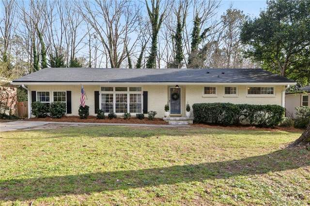 2070 Drew Valley Road NE, Brookhaven, GA 30319 (MLS #6825967) :: The Justin Landis Group