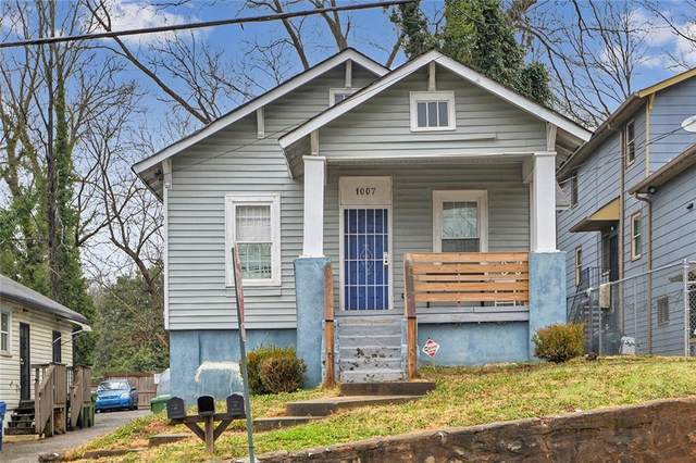 1007 Fair Street SW, Atlanta, GA 30314 (MLS #6825968) :: The Zac Team @ RE/MAX Metro Atlanta