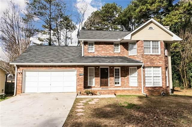 3551 Birchwood Trail, Snellville, GA 30078 (MLS #6825987) :: North Atlanta Home Team