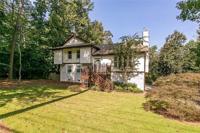 1594 Harts Mill Road NE, Brookhaven, GA 30319 (MLS #6826015) :: The Zac Team @ RE/MAX Metro Atlanta